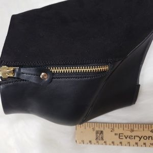 Report Shoes - Report wedge ankle booties